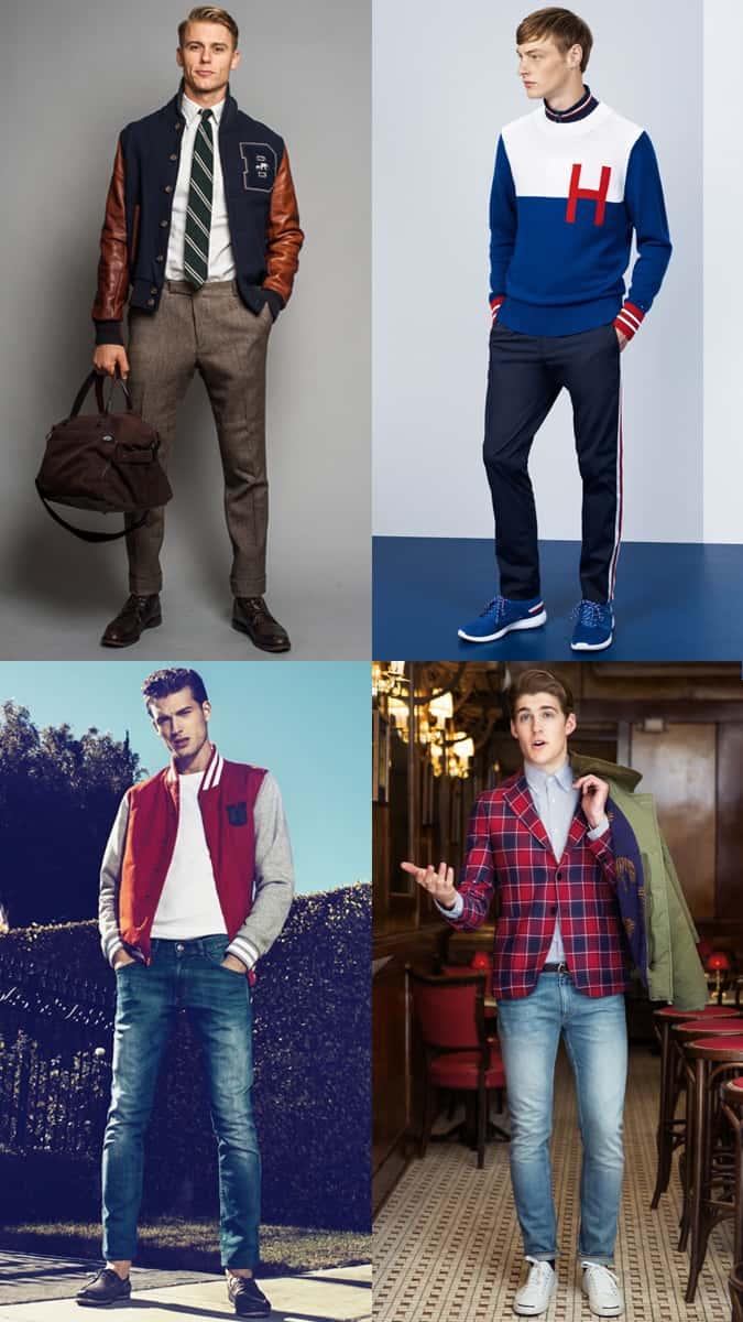 Comment porter des vêtements preppy pour hommes de manière moderne