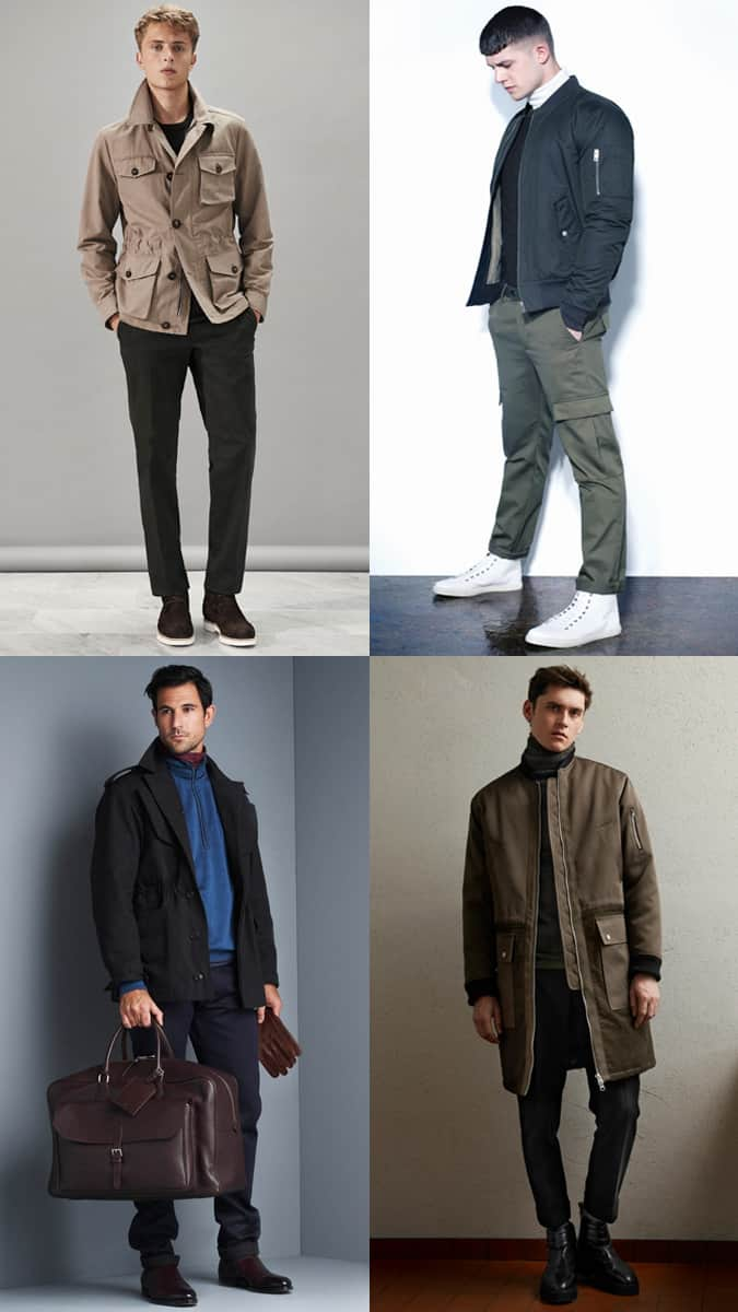 How To Wear Utilitarian Menswear