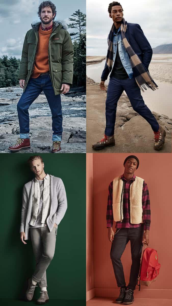 Comment porter des bottes de randonnée pour homme