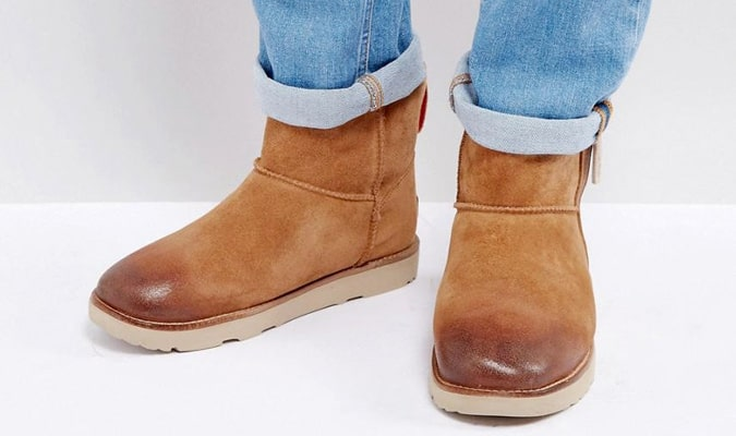 Uggs pour hommes - Just Say No