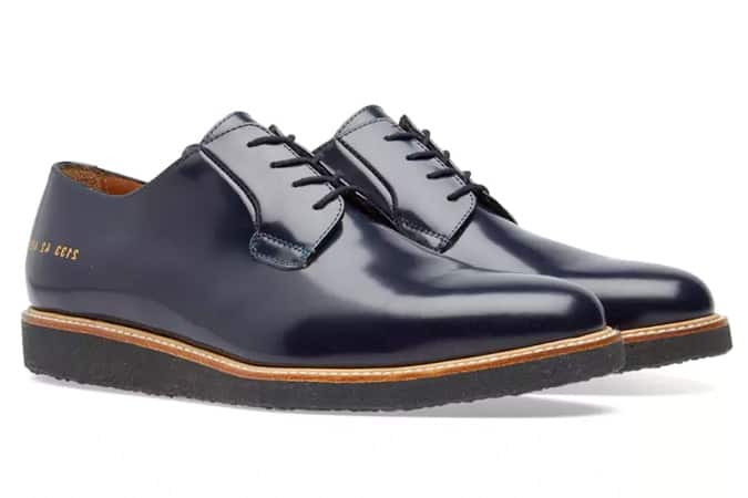 Chaussure Derby Common Projects