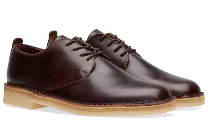 Chaussures derby Clarks Originals