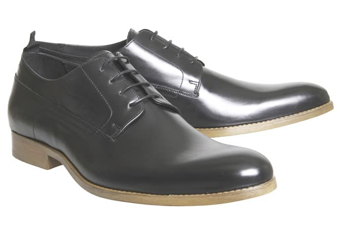 Chaussures derby de bureau