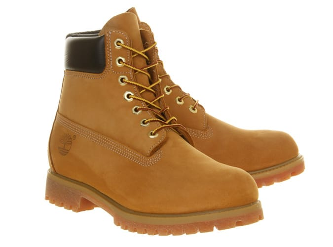 Timberland 6 pouces