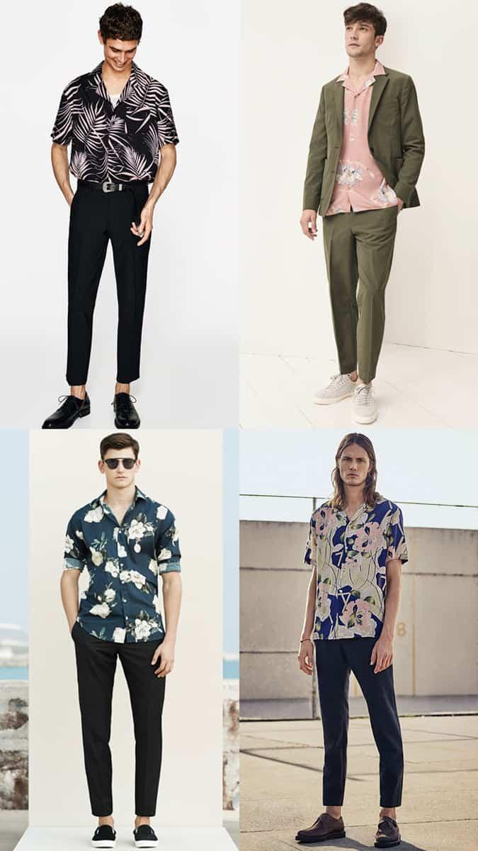 Comment porter une chemise tropicale