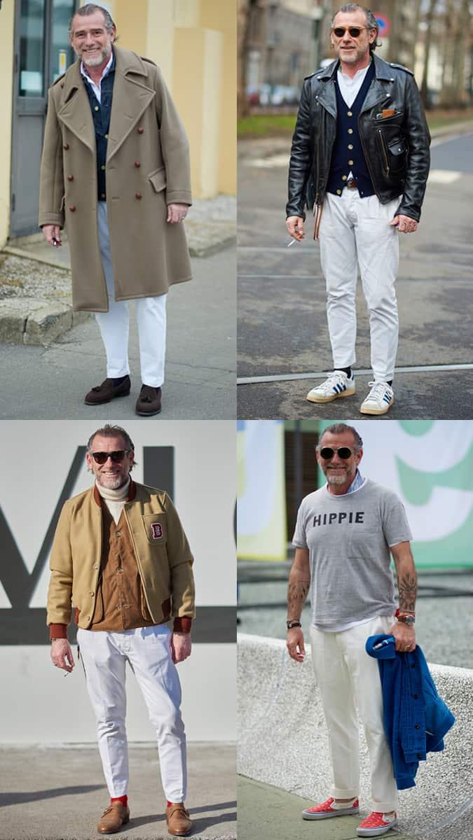 Alessandro Squarzi Street Style