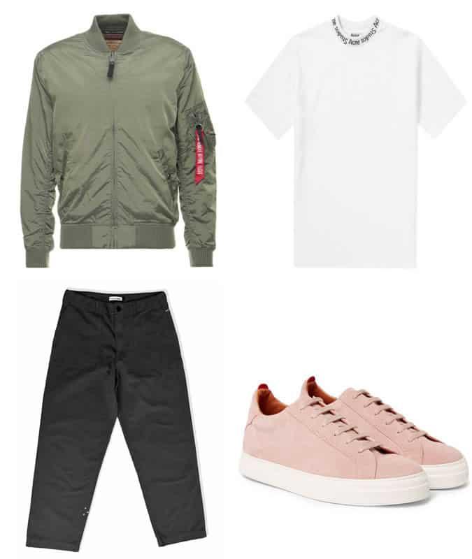 How to wear streetwear like a grown up