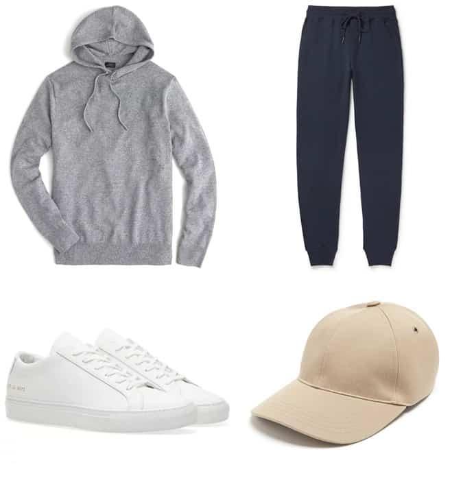Comment porter des sweats à capuche et des pantalons de survêtement premium