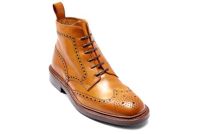 Loake Wingtip Shoes