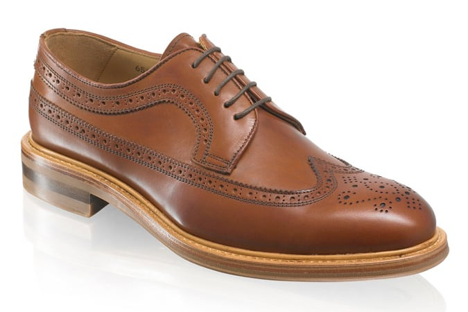 Chaussures Russell & Bromley Wingtip