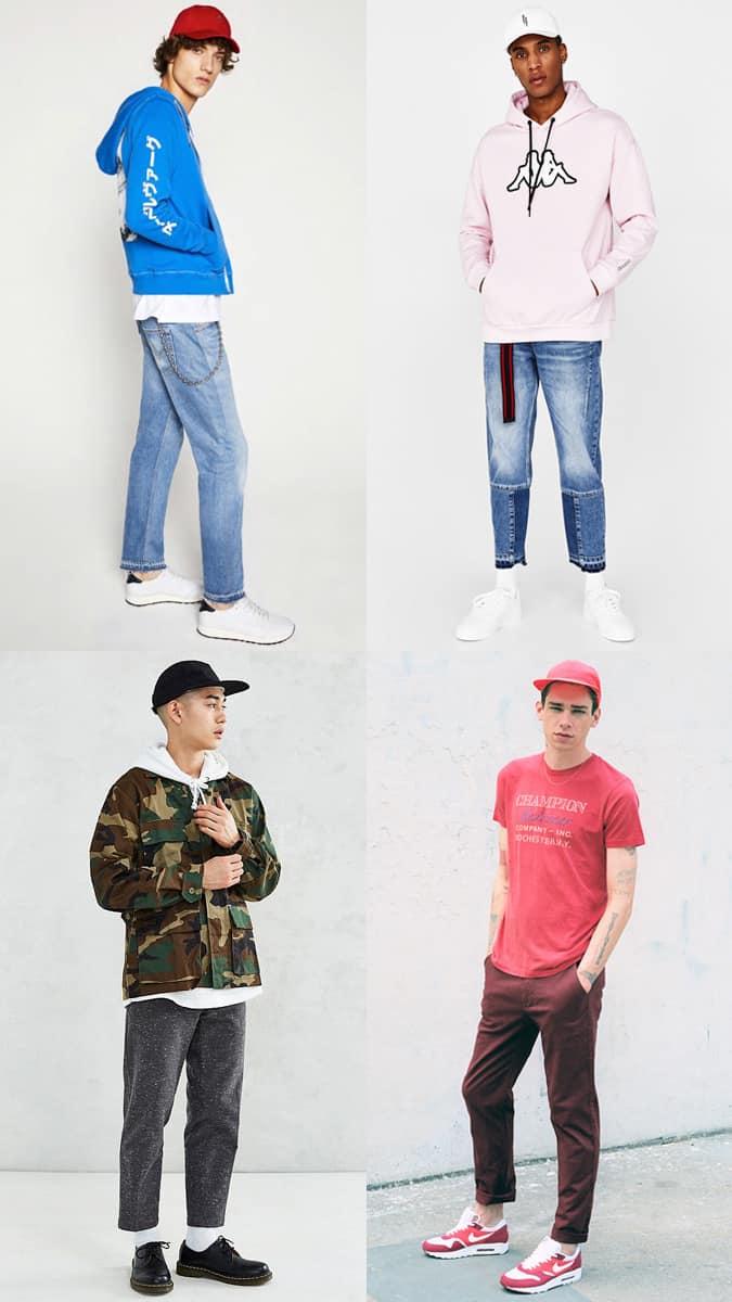 Comment porter une casquette avec du streetwear