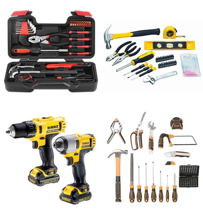 Essential Toolkits For Men