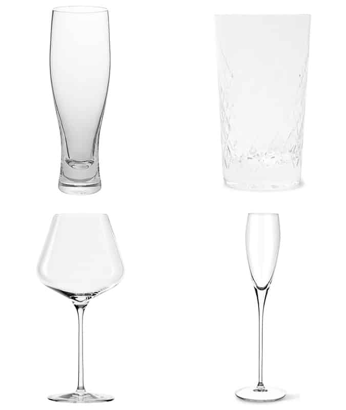 Stylish Glassware