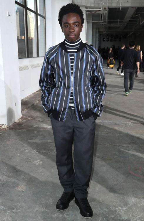 Caleb McLaughlin Style