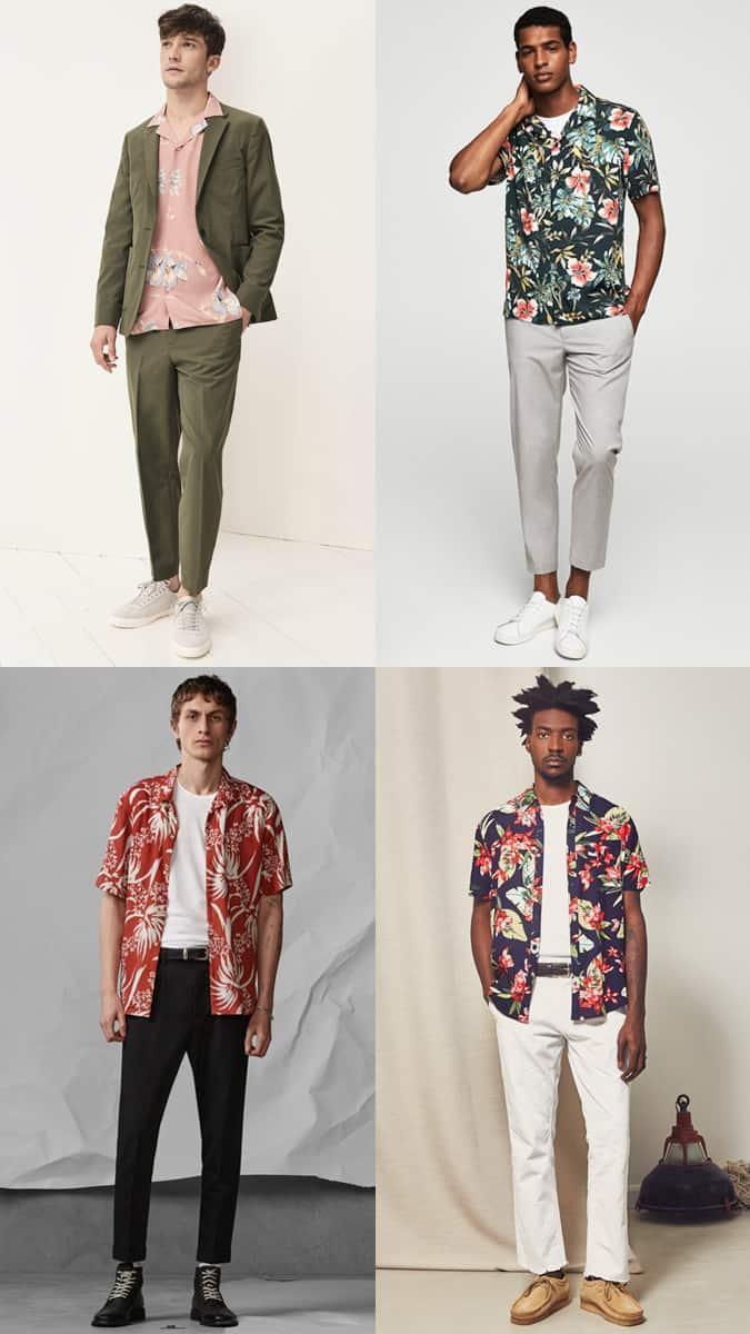 5 tendances printemps / été à porter - Chemises des années 50