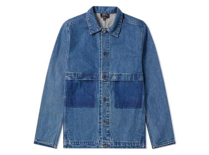 APC Denore chore jacket