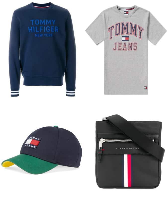 Les meilleurs produits Tommy Hilfiger Logo pour hommes
