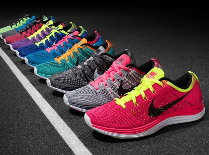 It's important to rotate your running shoes