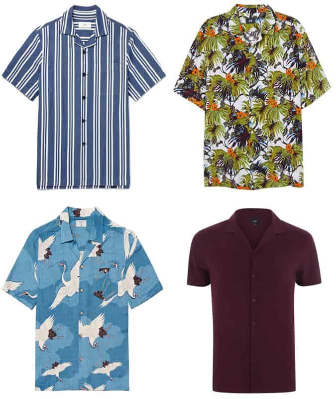 Les meilleures chemises à col cubain pour hommes