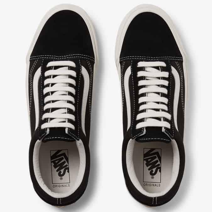 How To Lace Vans Sneakers (The Right