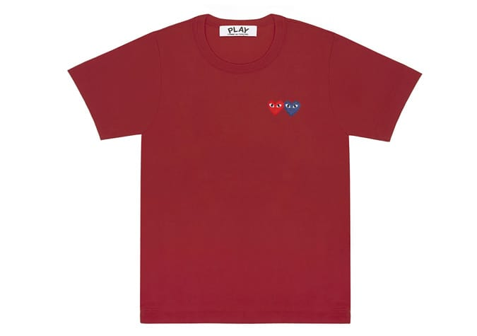 Tshirt Comme des Garcons PLAY