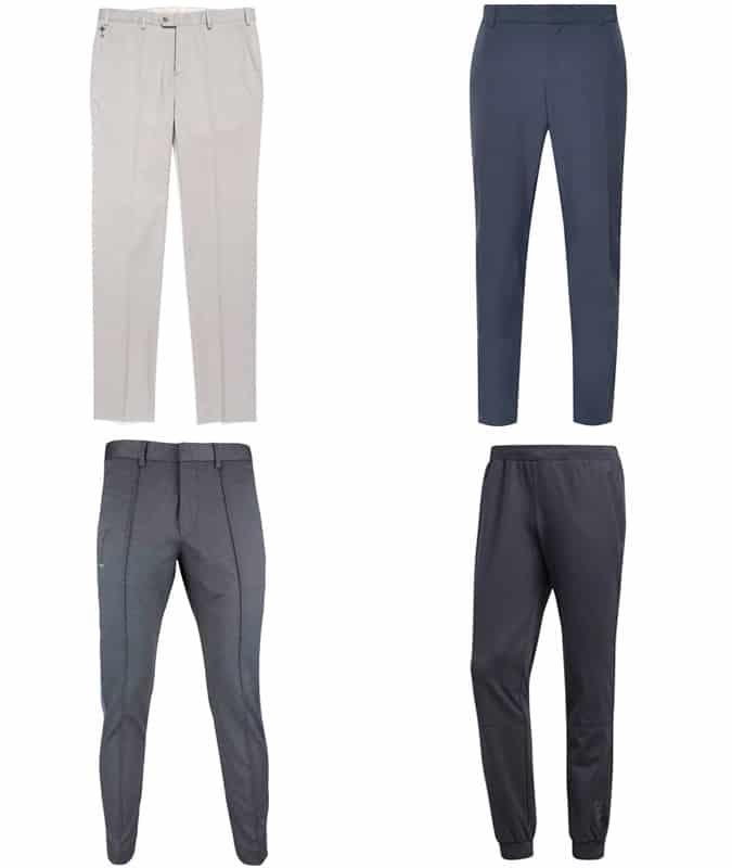 Les meilleurs pantalons de golf pour hommes