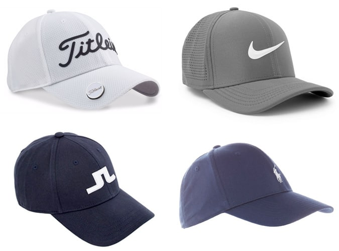 Les meilleures casquettes de golf pour hommes