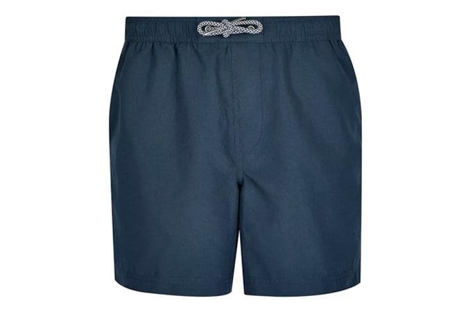 Short de bain bleu marine Essential