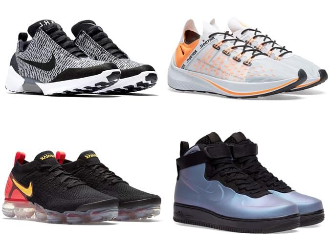 Les meilleures baskets Nike