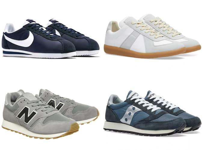 Les meilleures chaussures de course pour hommes