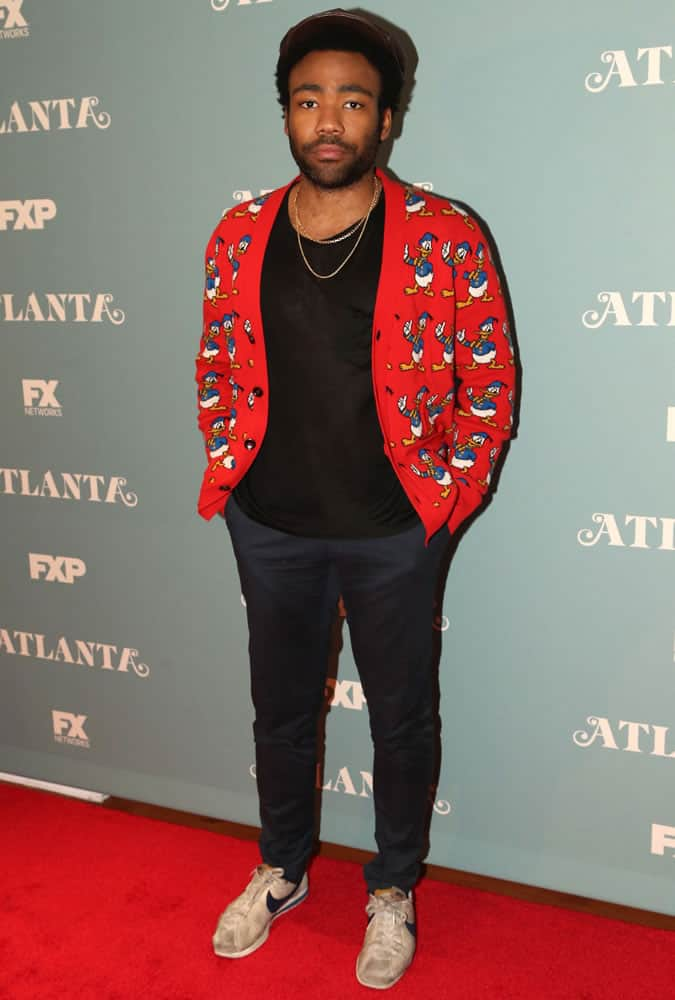 Childish Gambino Fashion
