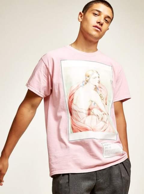 Charles Jeffrey LOVERBOY T-shirt de reconnaissance