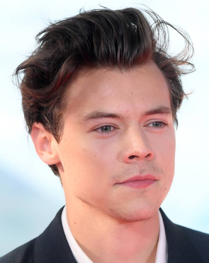 Harry Styles Best Hairstyles And How To Get The Look Fashionbeans