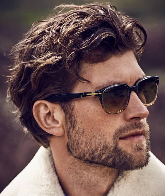 The Best Mens Wavy Hairstyles For 2019  FashionBeans