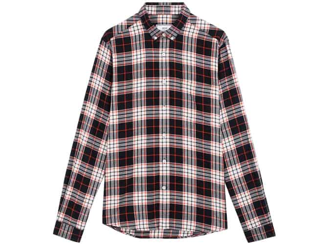 AMI BUTTON DOWN SHIRT