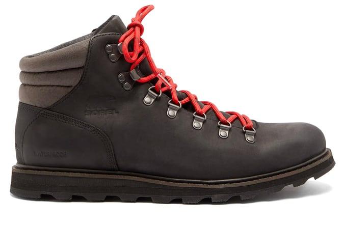 Bottes de randonnée Sorel Madson en cuir pour homme