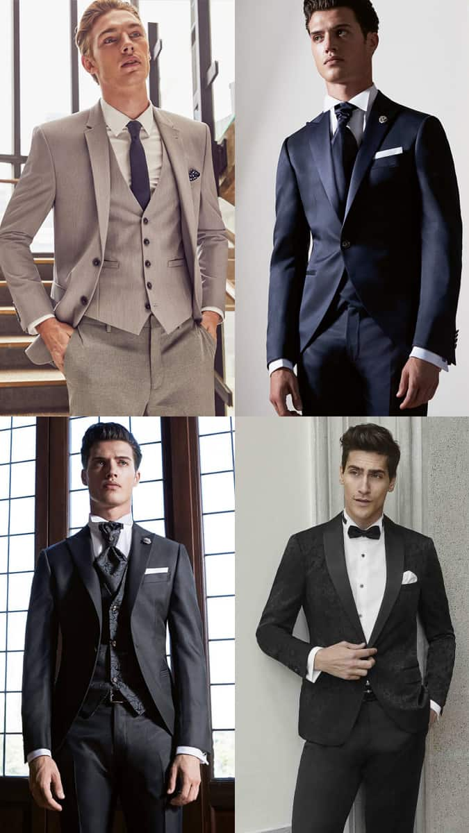 Wedding Party Outfit Inspiration