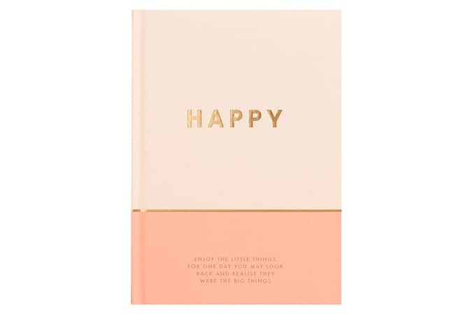 kikki.K Inspiration A5 Happiness Journal
