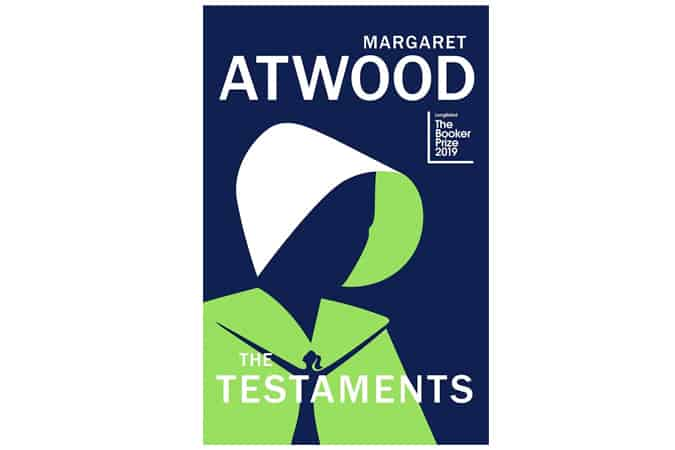 The Testaments: WINNER OF THE BOOKER PRIZE 2019 The Handmaid's Tale