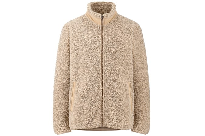 Uniqlo FLEECE LINED JACKET