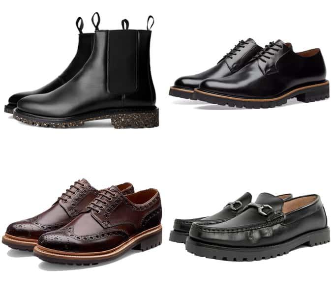 Les meilleures chaussures à semelle commando pour hommes