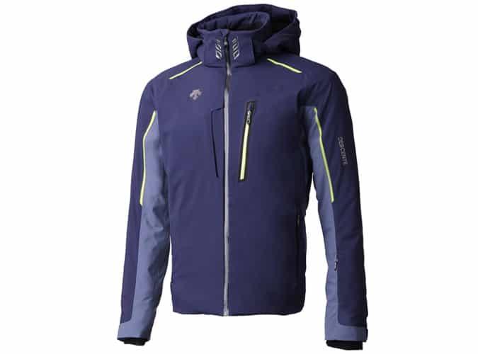 Meilleures vestes de ski pour hommes - Veste de ski isolée Descente Terro pour hommes