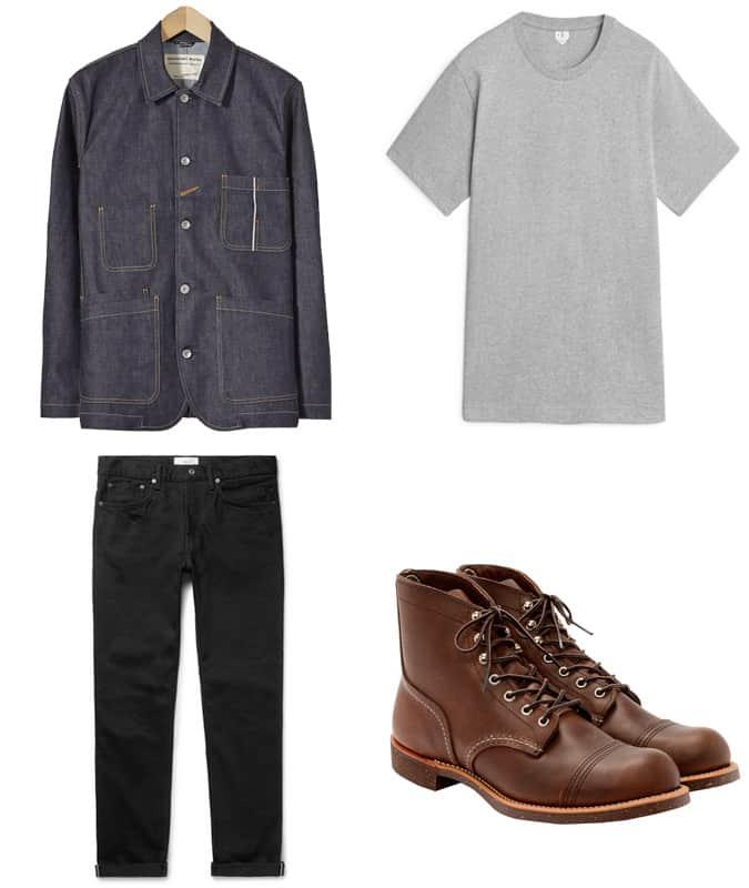 Comment porter un jean noir avec des bottes marron