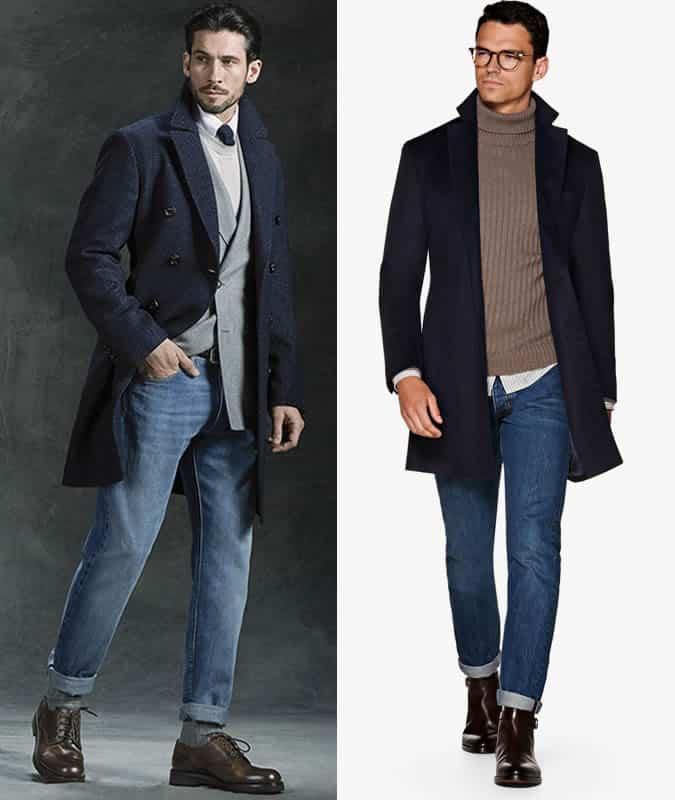 Comment porter un jean mi-délavé dans un look élégant