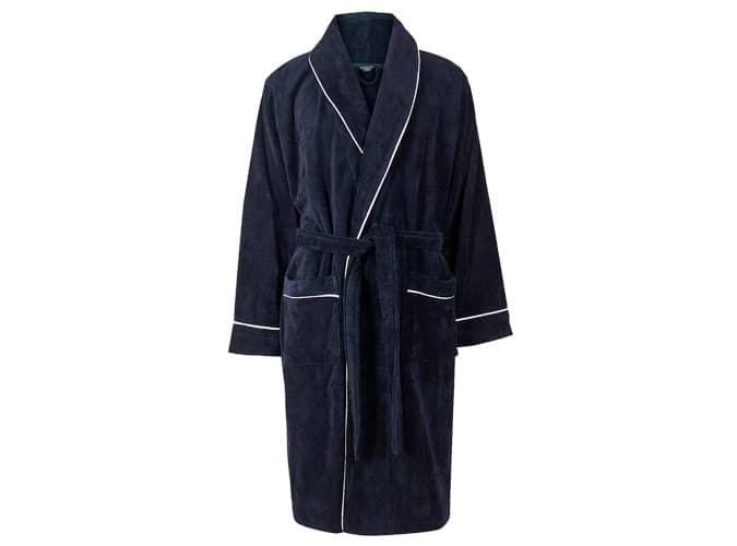 Robe de chambre 100% coton
