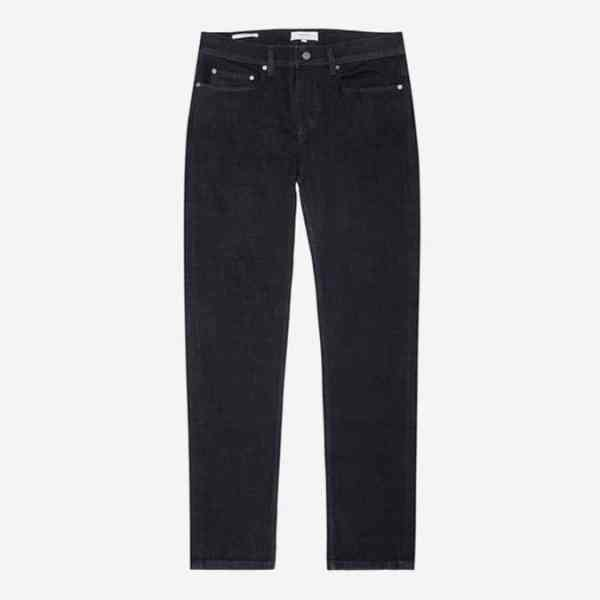Jean western coupe slim