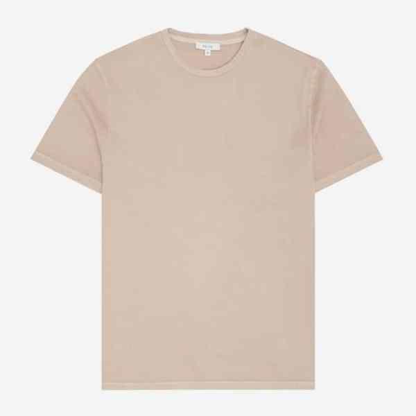 T-shirt Bertie délavé à l'acide