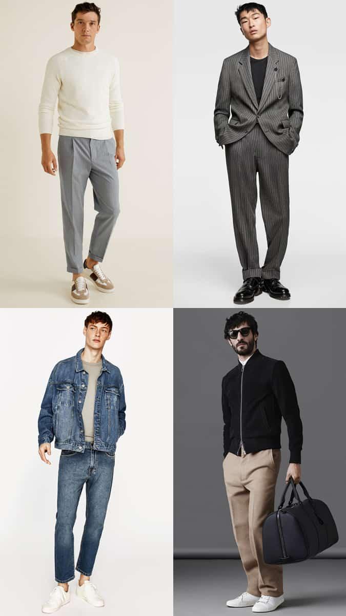 Comment porter un pantalon décontracté