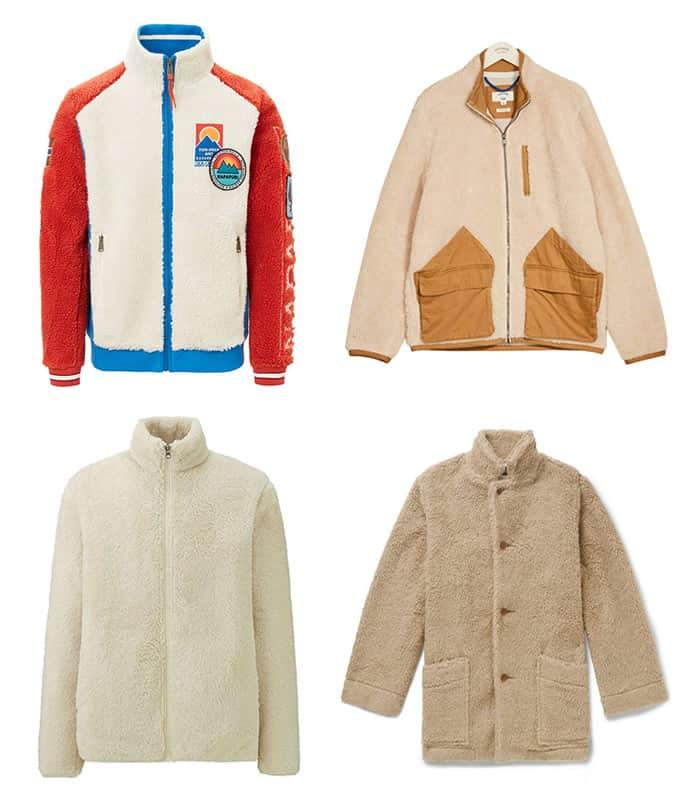 Les meilleures vestes polaires pour hommes
