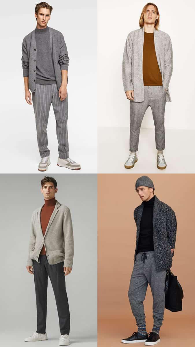 Comment porter des cardigans de style loungewear